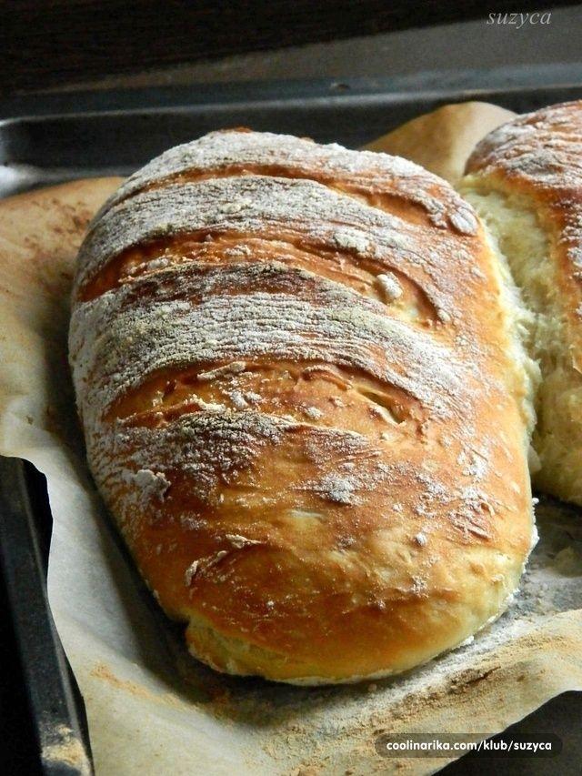 Hleb koji se ne mesi - Pravi domaći hleb, bez dodataka, punog ukusa i mekoće, veoma zanimljive izrade, mene je osvojio a i muškima se svidja! Korica je nešto posebno zaista, a veoma je svež i sutradan. Odličan hleb ...