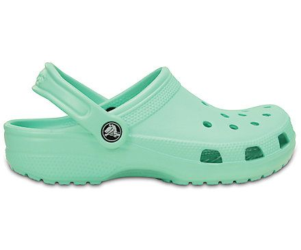 crocs are the new clogs