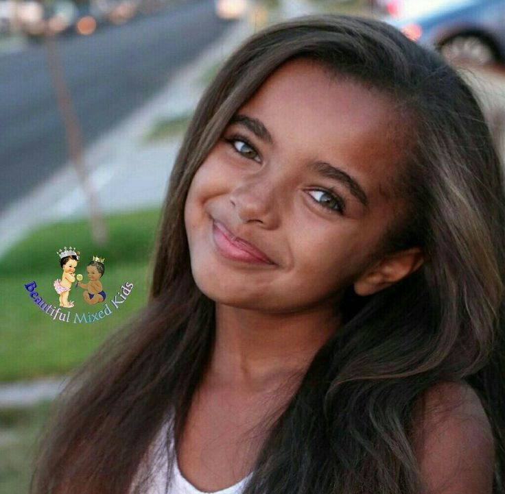 Jordyn - 10 Years • East Indian, Native American, German, Irish, African American & Ethiopian ❤
