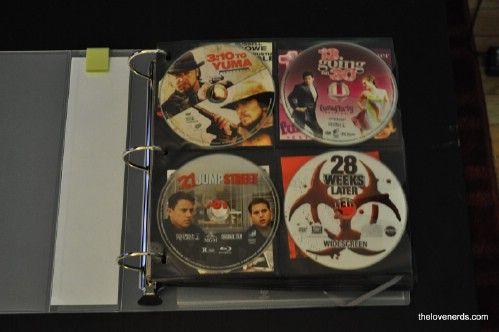 DVD Binders