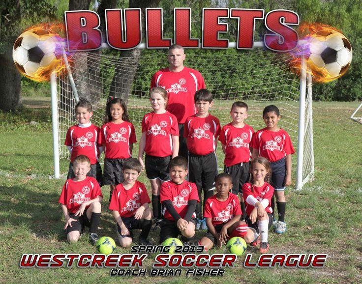 Youth Soccer Team Photo  #youthsoccer #soccer #photography #sanantonio #westcreek
