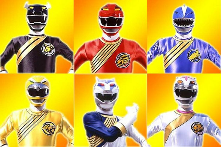 print power ranger pictures wild force | Power rangers(Wild Force) Vs Power rangers(Samurai)