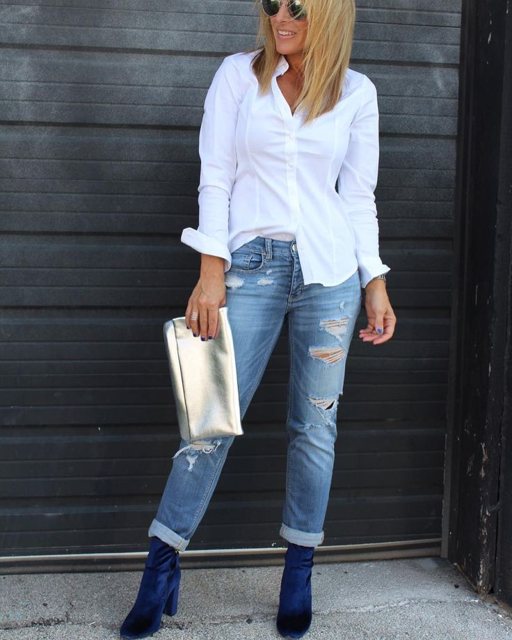 Taking this classic closet staple (White Button-Down Shirt) (now say White Button-Down Shirt 3x's now fast ) and showing you how I worked it into 3 different looks over on the Blog tonite!  http://liketk.it/2sSyN #liketkit #LTKunder50 #LTKstyletip @liketoknow.it      #ootd #lotd #wiw #wiwt #wiwn #realoutfitgram  #outfitinspo #outfitpost #instastyle #instafashion #stylegram #fashiongram# #instablogger #styleblogger #fashionblogger #igstyle #igfashion #affordablefashion #style #outfit…