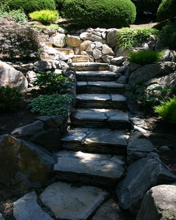 12 Best Images About Hill Side Steps On Pinterest