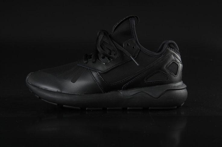 Adidas - Adidas Tubular Runner Core Black B25089 Unisex - Fahrenheitstore
