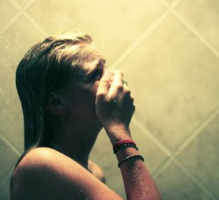Sometimes, all you need is to cry in the shower...Great article about dealing with heartbreak!