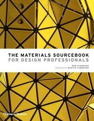 The materials sourcebook for design professionals, 2017.