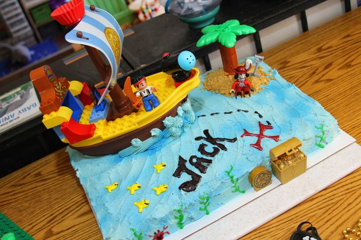 jake and the neverland pirates cake walmart - photo #16