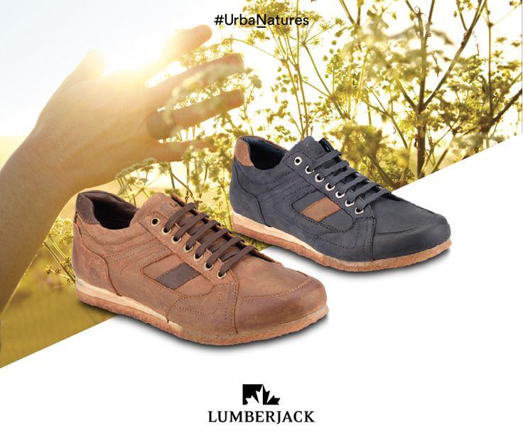 Geleneksel modellerde doğanın renkleri... #AW1516 #urbaNatures #newseason #yenisezon #kış #winter#fashion #fashionable #style #stylish #lumberjack #lumberjackayakkabi #shoe #shoelover #ayakkabı #shop #shopping #men #manfashion
