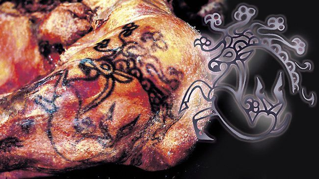 Our Society And The Evolution Of Tattoos - https://twitter.com/mysicktattoos/status/568220949780127744