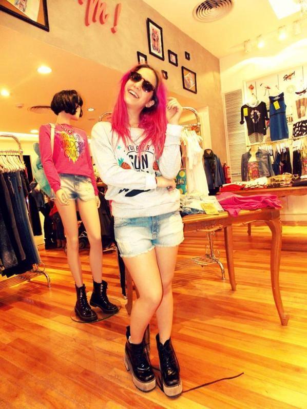 Angela torres Unicenter Shopping Muaa 2014