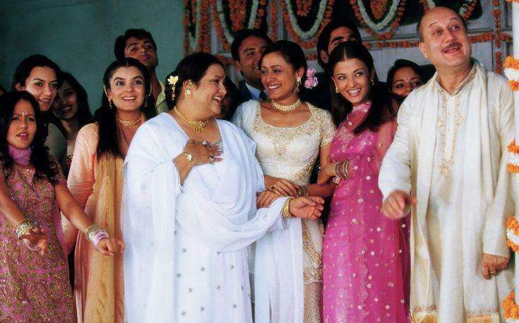 Bride & Prejudice (2004) Aishwarya Rai as Lalita Bakshi directed by Gurinder Chadha #JaneAusten
