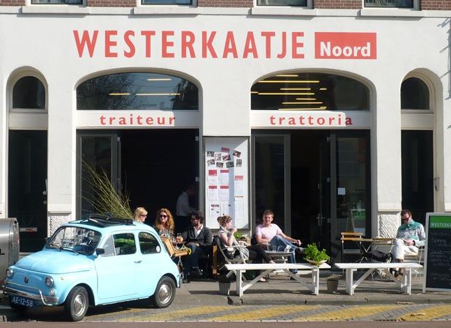Westerkaatje, in Rotterdam Noord! Geweldig plekje om een kopje koffie te drinken en te genieten van een verse lunch. #rotterdampas