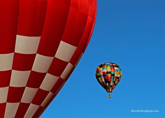 2015 Midwest Balloon Fest.  Bonner Springs, Kansas.
