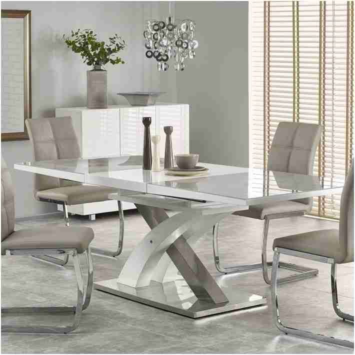 34 Aimable Table Salle A Manger Extensible Salle A Manger Grise