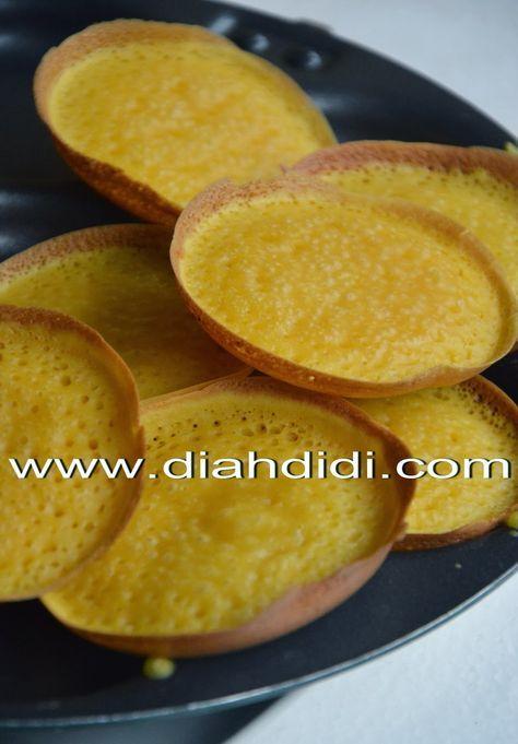 Diah Didi's Kitchen: Martabak Mini Labu Kuning