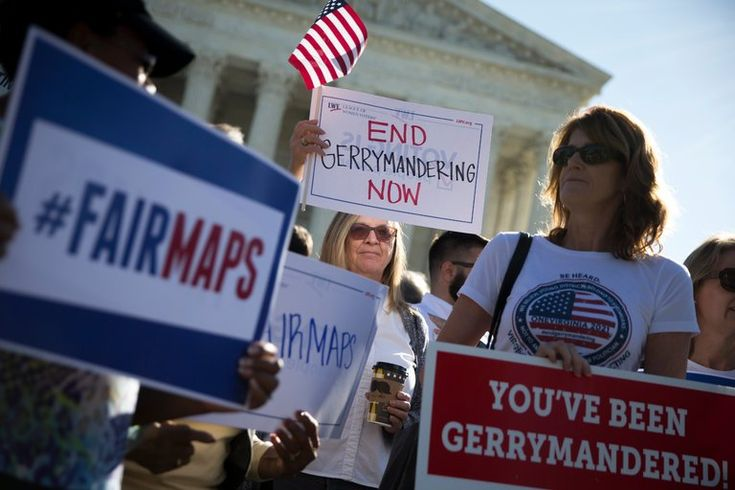 A Blow Against Gerrymandering - The New York Times