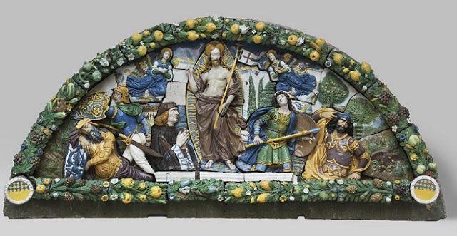Giovanni della Robbia, Brooklin Museum -NY già posseduto da N. Antinori
