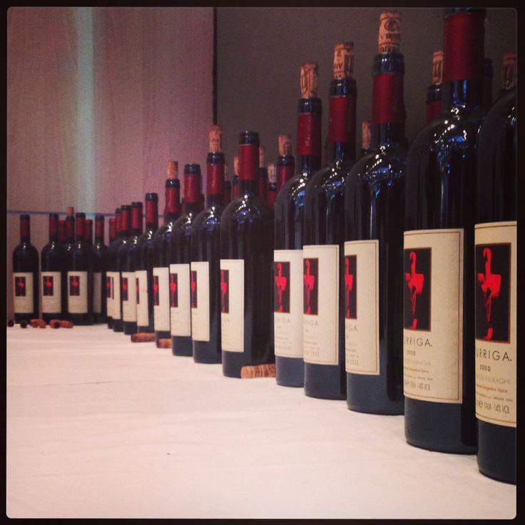20 anni di Turriga Argiolas  #argiolas #argiolaswinery #wine #sardegna