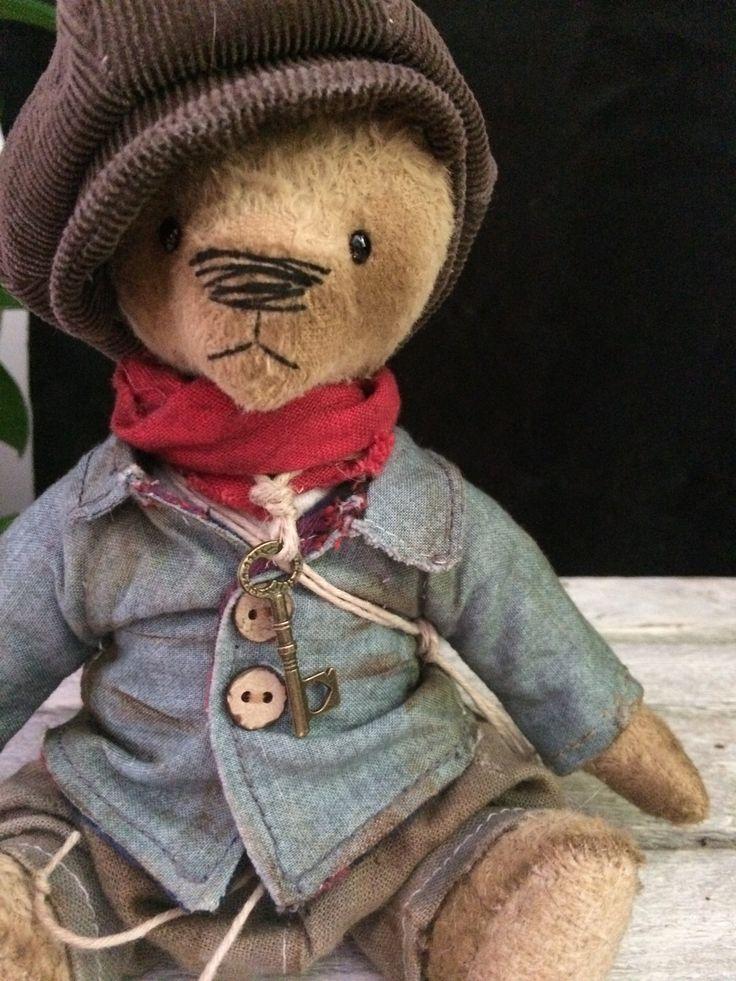 little bear by Fanny Ficelle