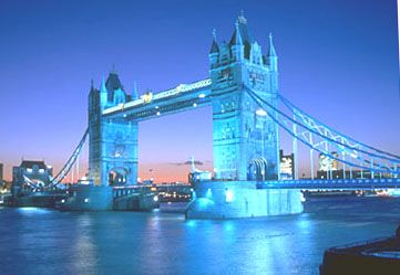 One of my favorite cities in the world - London.