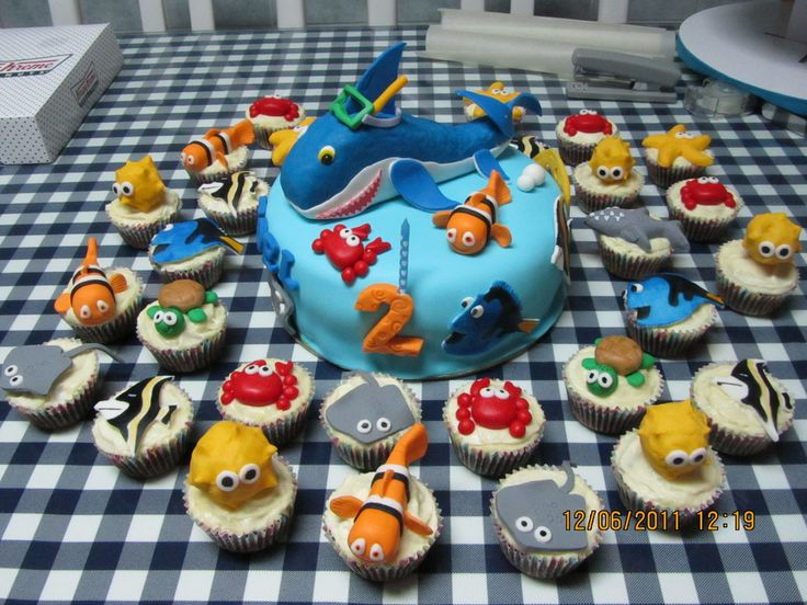 this is made for a 2year old boy who loves sea creatures