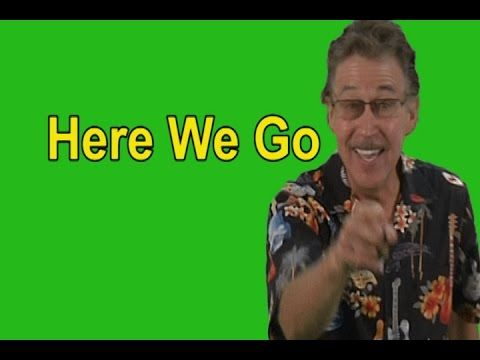 Here We Go | Directions Song | Directions Song for Kids | Jack Hartmann
