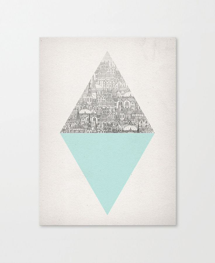 Diamond City Canvas - Let It Hang Collection - Dot & Bo