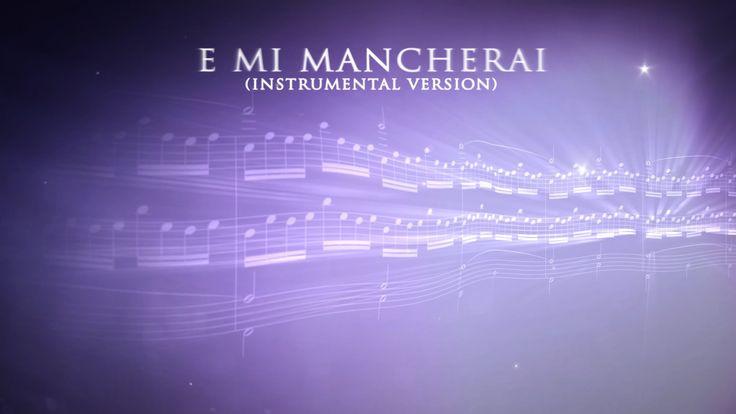 Karma Connection - E Mi Mancherai (instrumental version)