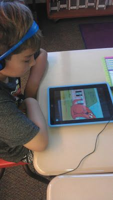 Free iPad Apps For Centers- great list for primary kids!