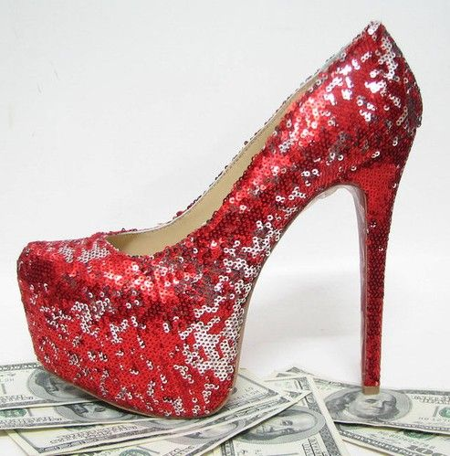 Christian Louboutin Daffodile 160 paillette Red silver platforms [16P] - $117.54 : Designershoes-shopping, World collection of Top Designer high heel UP TO 90% OFF!Christian Louboutin Christian, Design Shoes, 160 Paillettes, Fashion Design, Design High, Daffodils Paillettes, High Heels, Daffodils 160, Louboutin Daffodils