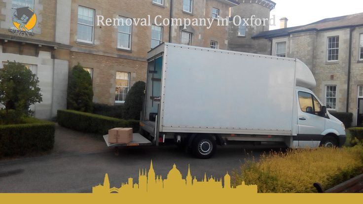 Removal Company in Oxford