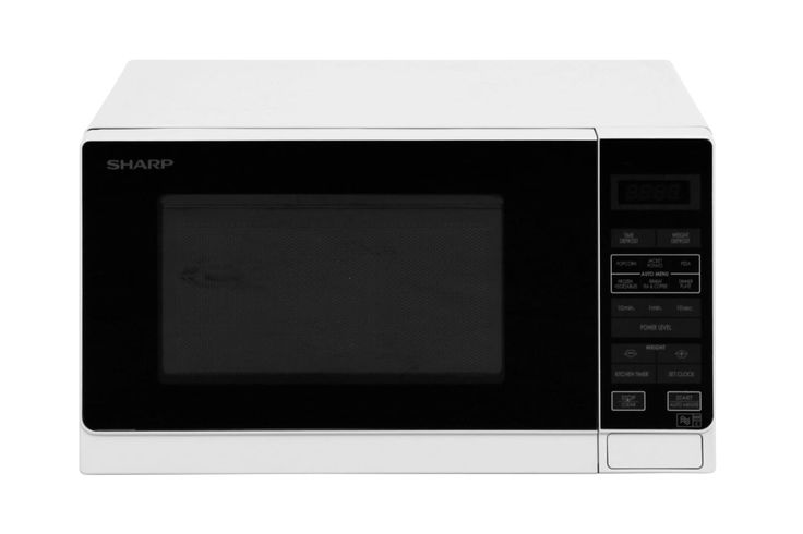 Home :: Home Appliances :: Kitchen Appliances :: Microwaves :: Sharp Compact Size Microwave Oven
