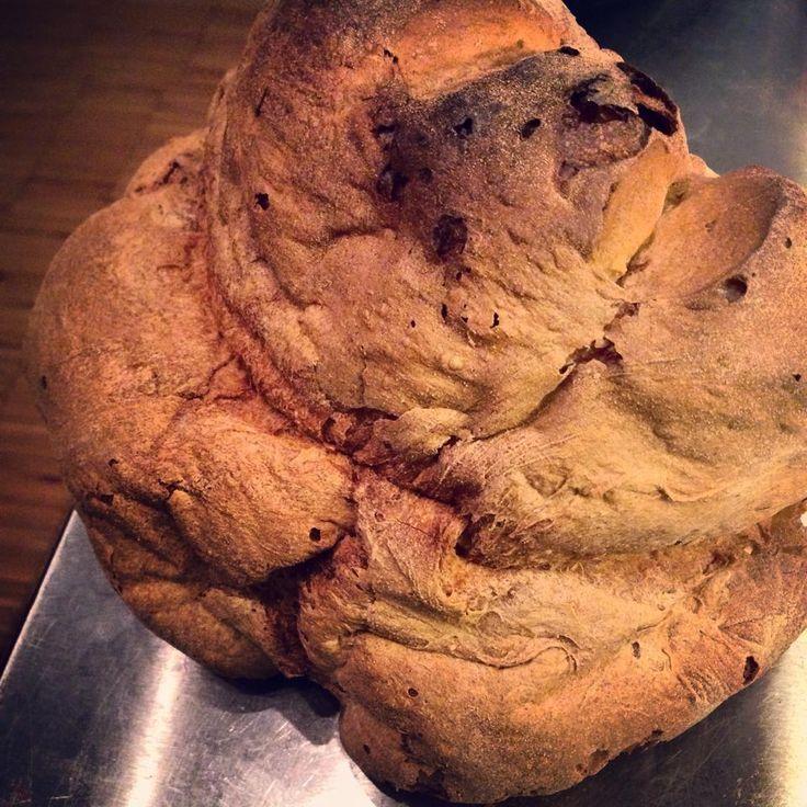 Perché fare il pane è un'arte. #pane #food