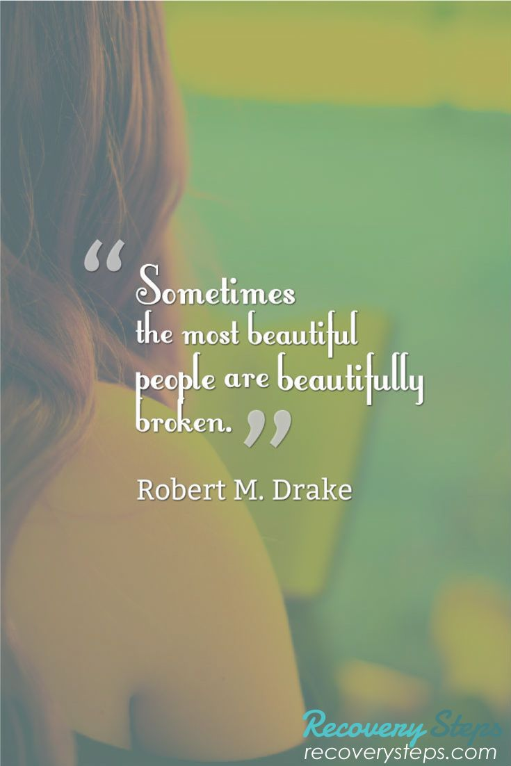 Pinterest Beautiful Quotes: Inspirational Quotes:Sometimes The Most Beautiful People