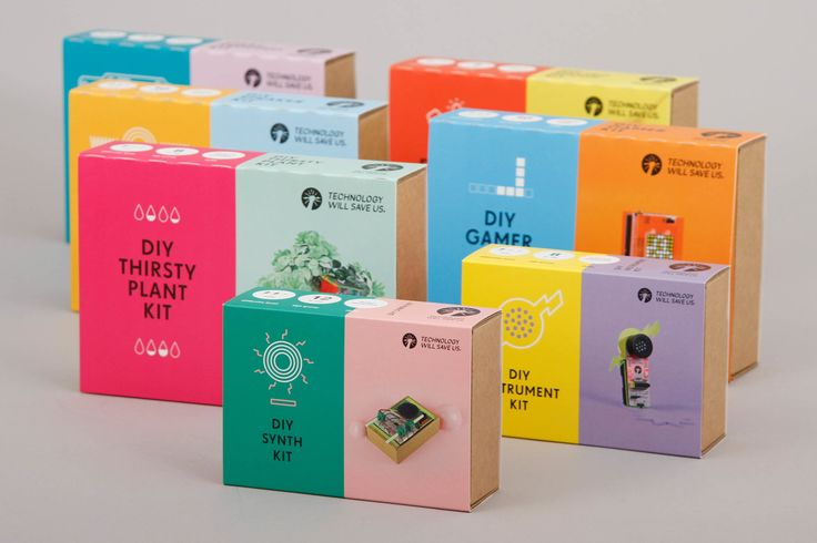 Technology Will Save Us — The Dieline | Packaging & Branding Design & Innovation News