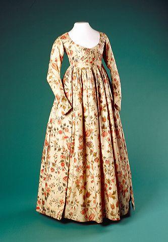 Dress  1785-1810  Amsterdam Museum
