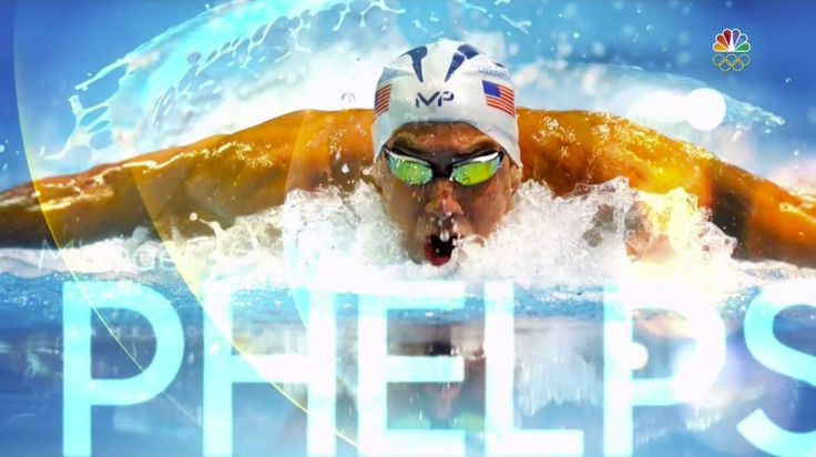 NBC Olympics ‏@NBCOlympics  Aug 11 Hey. This guy swims tonight. You probably want to watch.   Catch it on @NBC!
