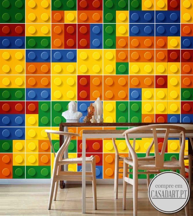 Lego revestimentos para azulejos