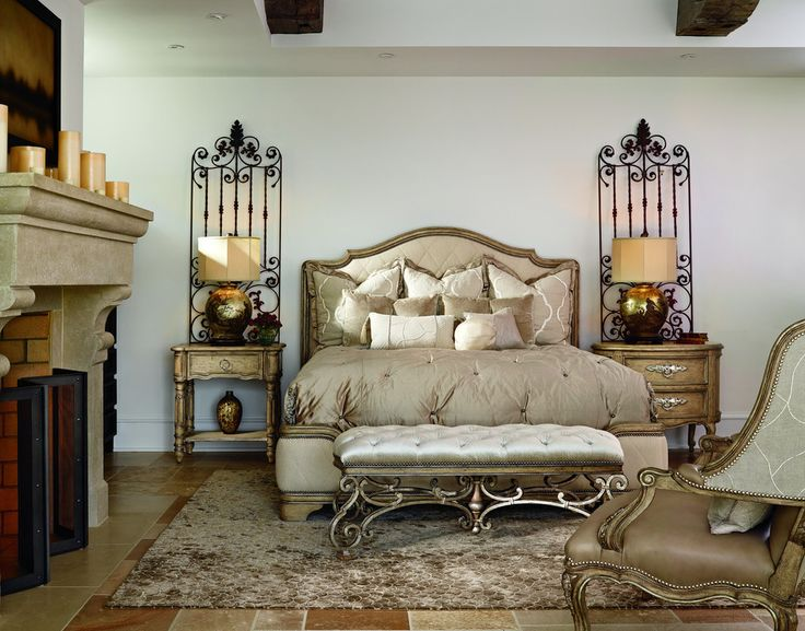 Shop For Marge Carson Rivoli Bedroom, And Other Beds At Kathy Adams  Furniture And Design In Dallas, TX, Plano, Texas. Rivoli Furniture  Collection From Marge ...