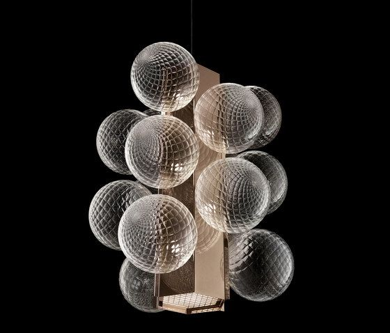 Pendant Lights in Murano Glass. Lincoln by Barovier&Toso | Product