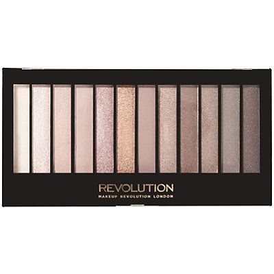 Makeup Revolution now available in the U.S.! Iconic 3 Redemption Eyeshadow Palette - dupe for UD Naked 3.