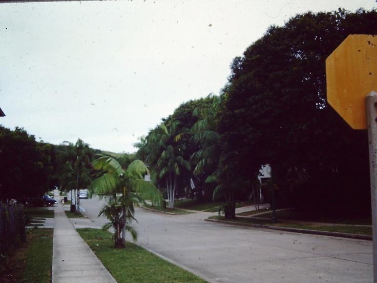 Balboa Panama Canal Zone 1957