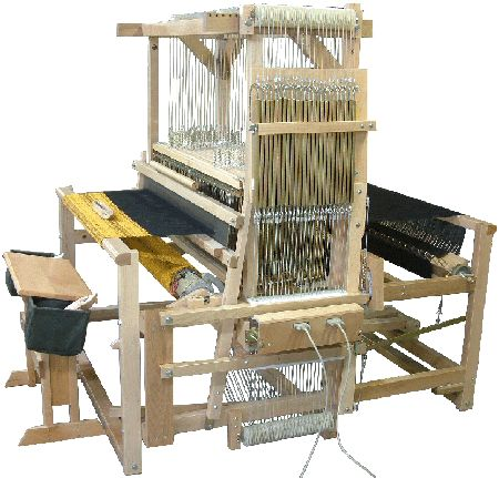 24 Shaft Weavebird