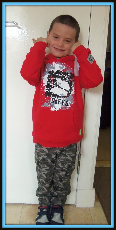 TK Maxx Mum/Dad V. Kids Style Challenge     http://fun-as-a-gran.blogspot.co.uk/2012/07/our-shopping-trip-to-tkmaxx.html