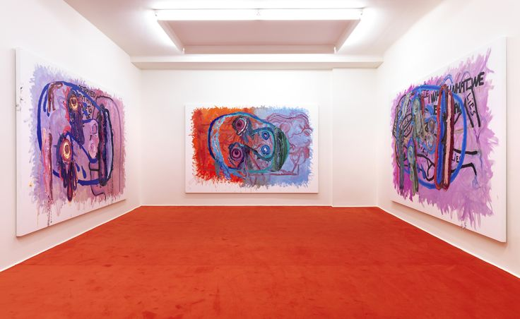 Bjarne Melgaard at Guido Baudach