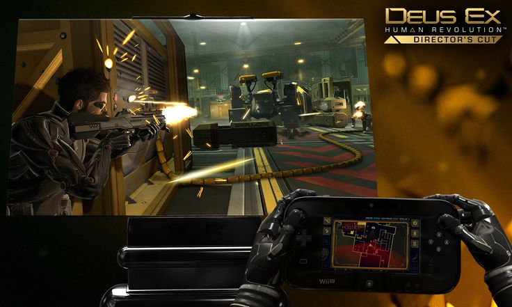 Deus Ex: Human Revolution - Directors Cut receives price cut on Wii U eShop   To the surprise of everyone Deus Ex: Human Revolution - Directors Cut has received a price cut on the Nintendo eShop for Wii U. The game which normally costs $49.99 is now available for a shallow $12.49. This is the first reduction on the digital release of the title so be sure to take advantage.  from GoNintendo Video Games