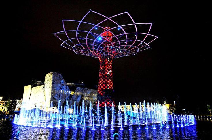 albero della vita expo - Cerca con Google