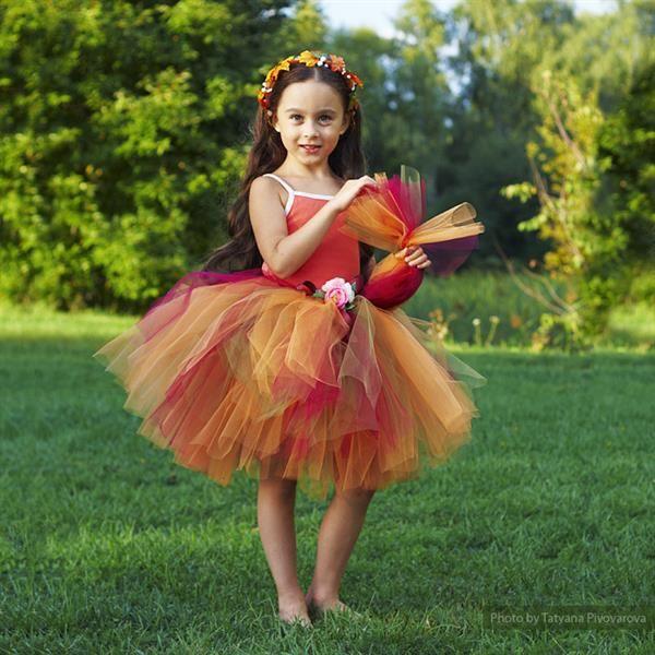 Детские костюмы к осени карнавальные