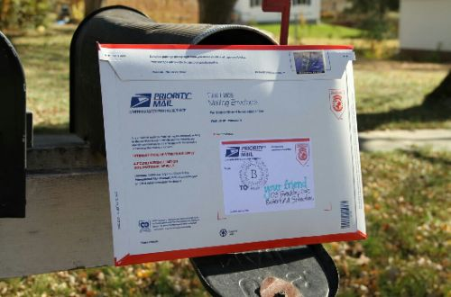 """The last couple of days I've been waiting on an important package containing a much needed document. It was sent to me """"priority mail"""" last Friday scheduled for delivery on Monday, which came and w..."""